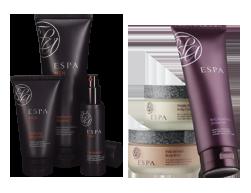 ESPA mens products