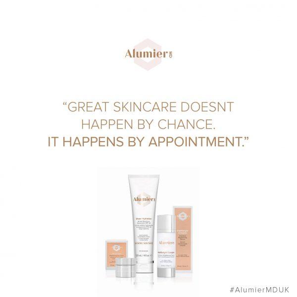 Alumier MD skincare