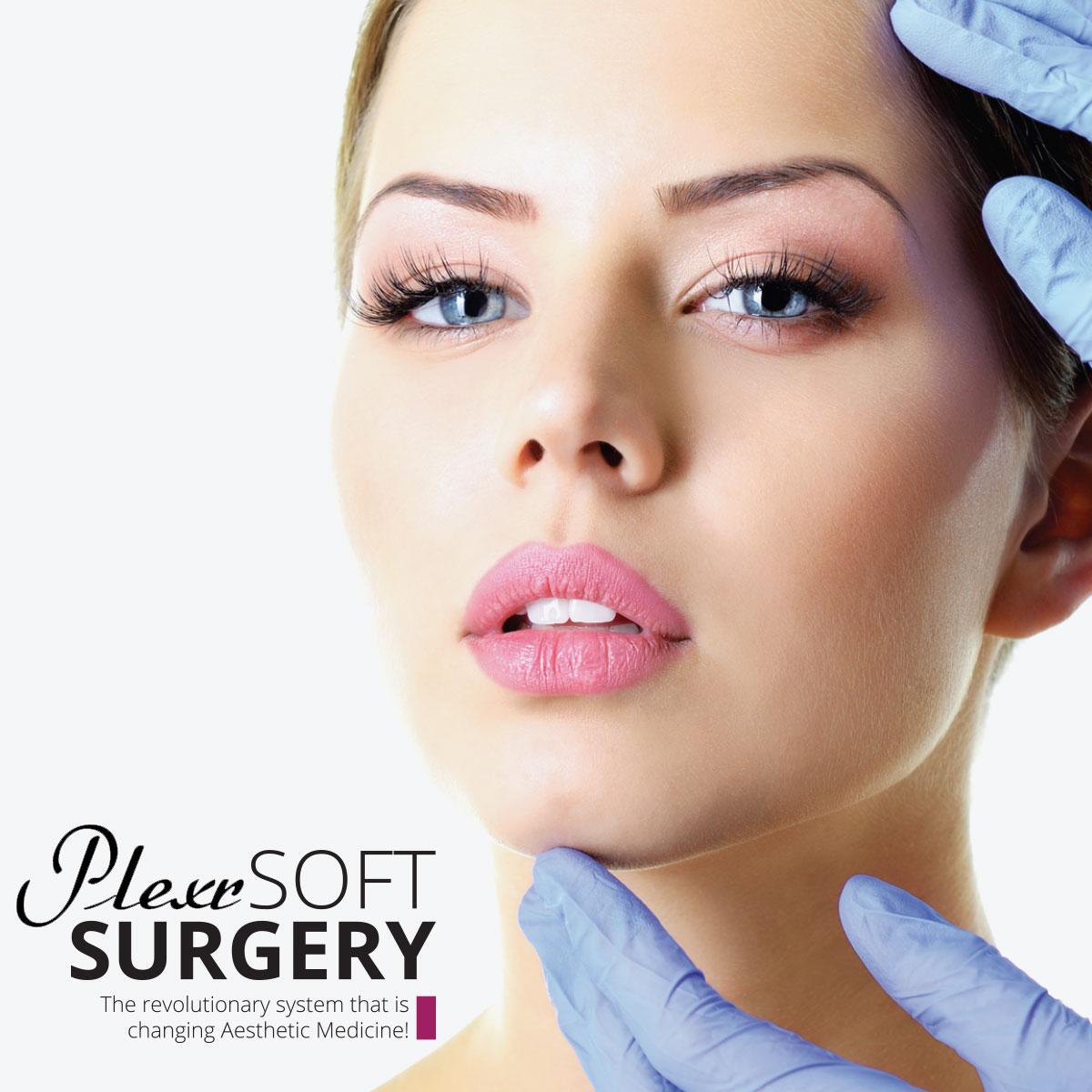 PLEXR soft surgery