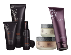 ESPA mens skincare products