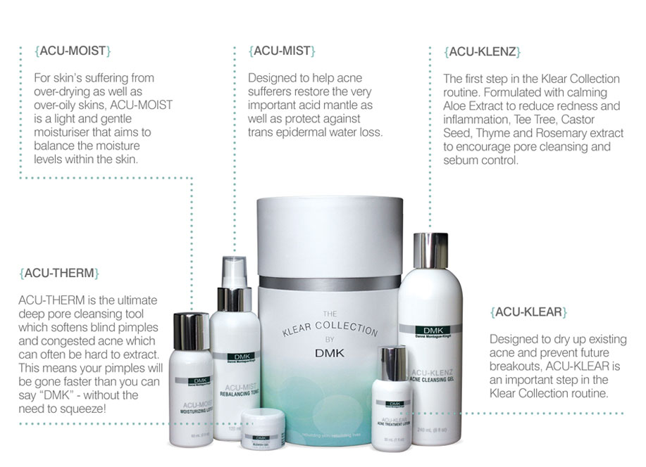 DMK acne treatments