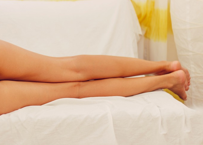 laser hair removal on the legs