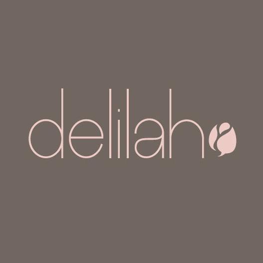 Delilah cosmetics logo