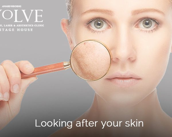 why it's important to look after your skin and skincare treatments