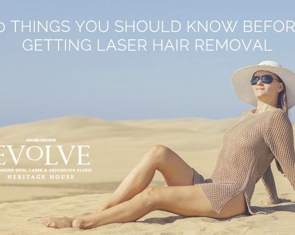 10 things you should know before getting laser hair removal