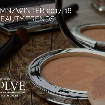 Top Beauty Trends Autumn-Winter 2017-18