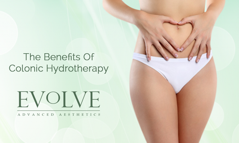 The benefits of colonic hydrotherapy